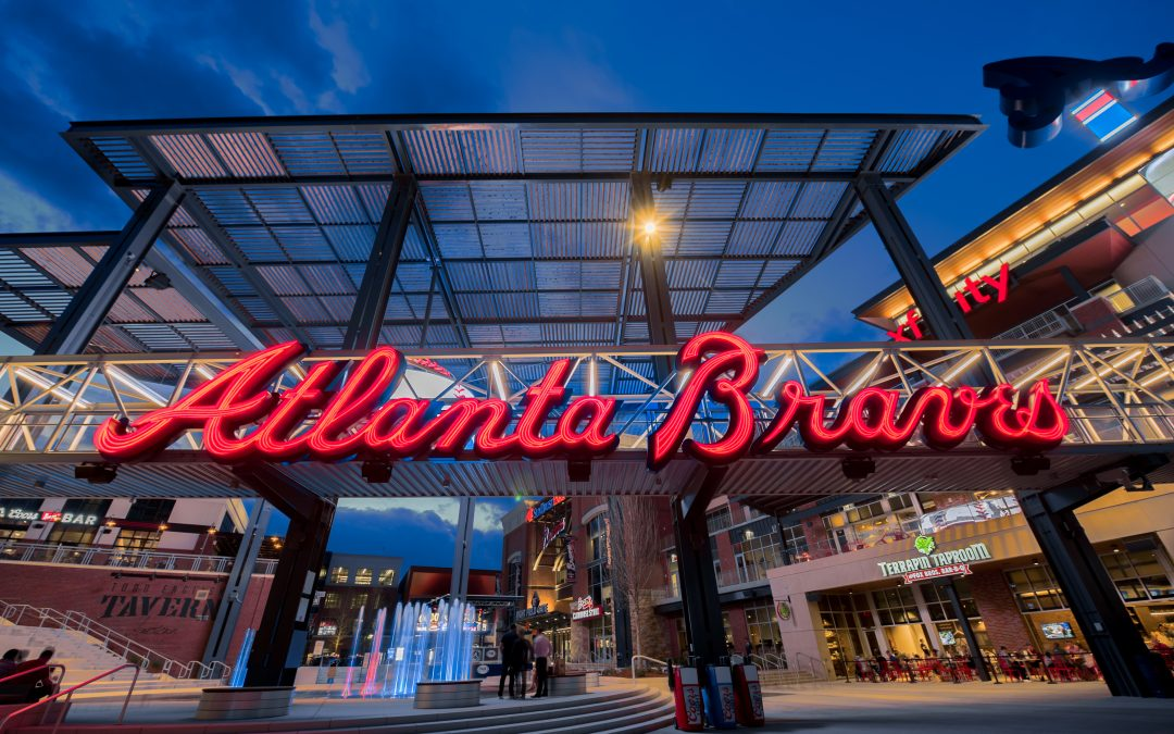 Braves Revenue Soars at SunTrust Park