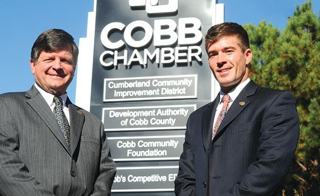 COBB COUNTY LEADERS TOP GEORGIA'S MOST INFLUENTIAL LIST