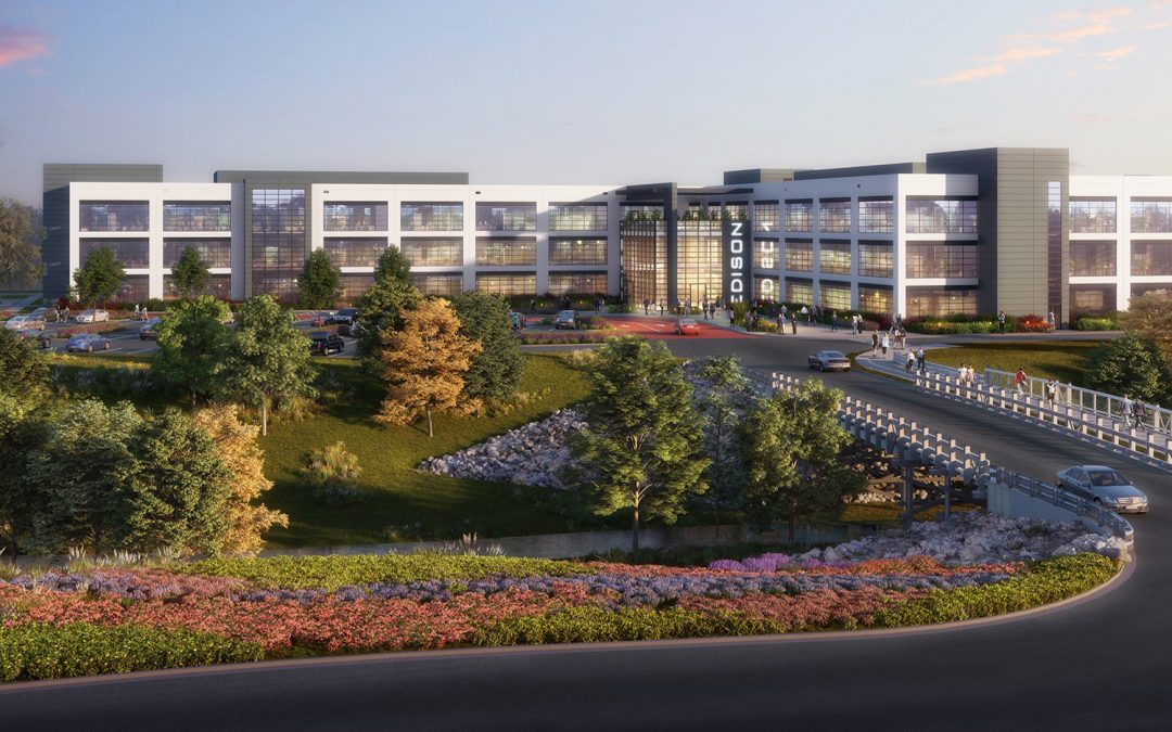 Edison Chastain Office Announces Class A Office Project in Kennesaw/Town Center Market