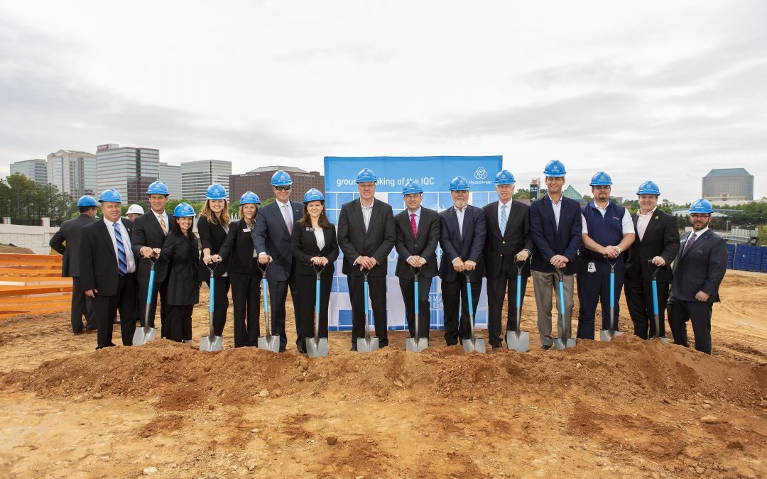 thyssenkrupp holds groundbreaking for Innovation and Qualification Center in Atlanta