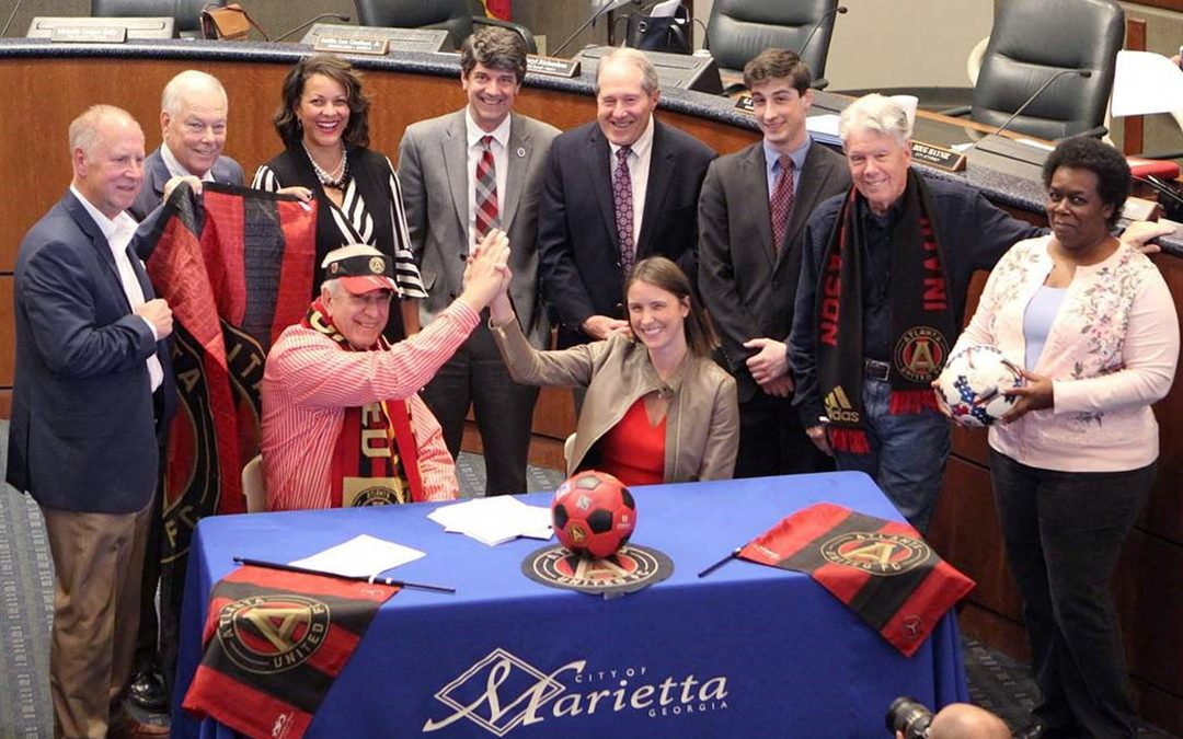 Atlanta United to Expand in Marietta